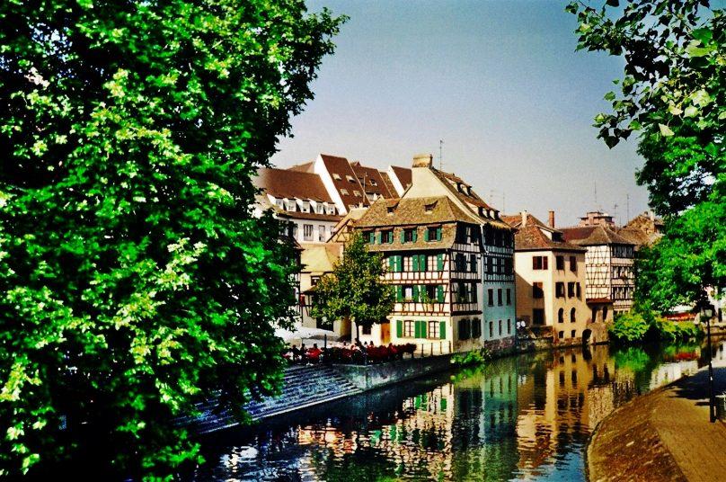 Estrasburgo (Región de Grand Est, Francia)