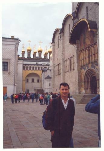 Kremlin y Plaza Roja (por Jorge Sánchez)