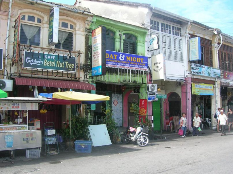 Malaca y George Town (por Jorge Sánchez)