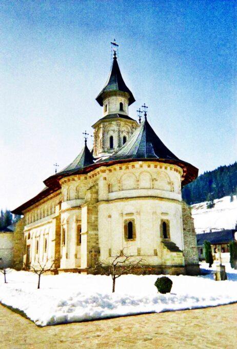 Monasterio de Putna (Suceava, Rumanía)