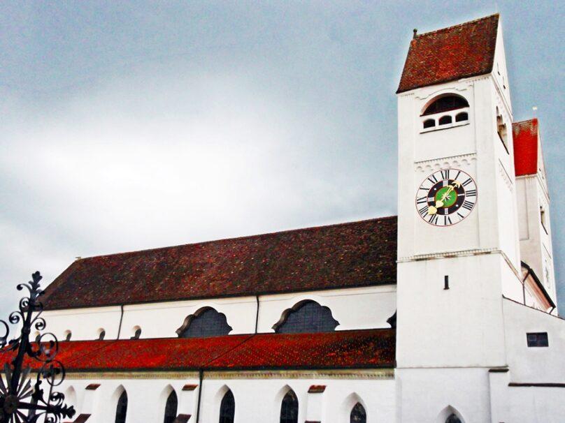 Abadía de San Juan el Bautista (Steingaden, Alemania)