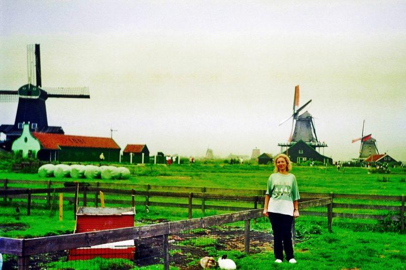 Zaanse Schans (Zaandam, Países Bajos)