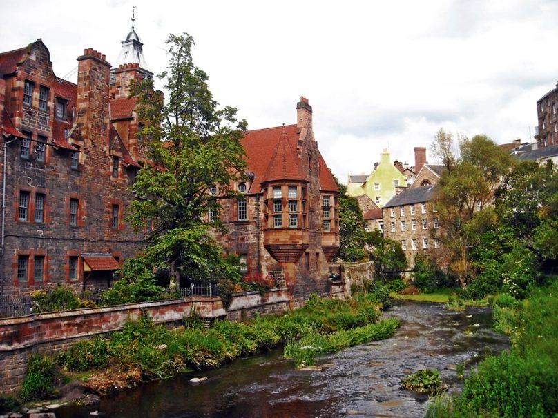 Dean Village (Edimburgo, Reino Unido)
