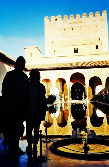 Alhambra (Granada, Andalucía)