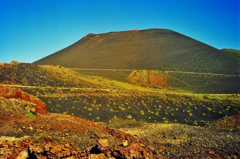 Volcán Teneguía (Municipio de Fuencaliente de La Palma, Canarias)