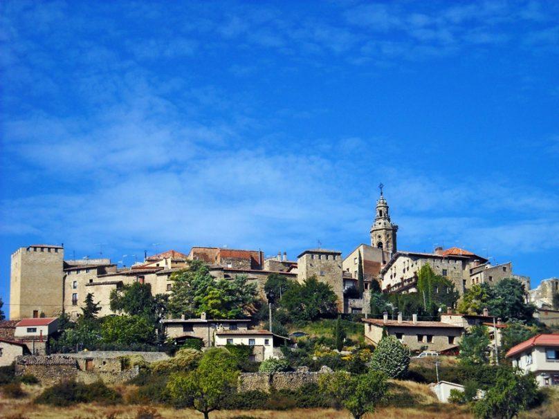 Labraza (Municipio de Oyón, País Vasco)