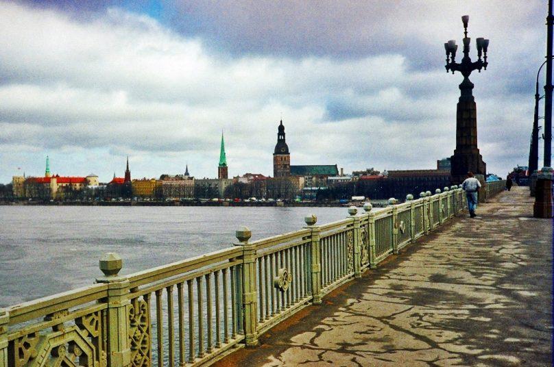 Centro histórico (Riga, Letonia)