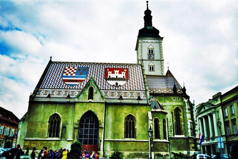 Iglesia de San Marcos (Zagreb, Croacia)