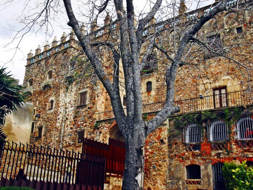 Casa de las Veletas (Cáceres, Extremadura)
