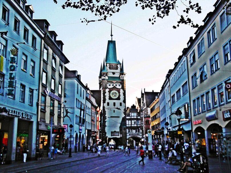 Martinstor (Friburgo, Alemania)