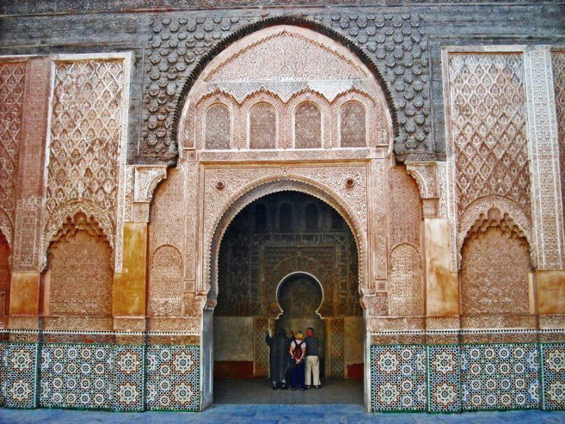 Medersa Ben Youssef (Marrakech, Marruecos)