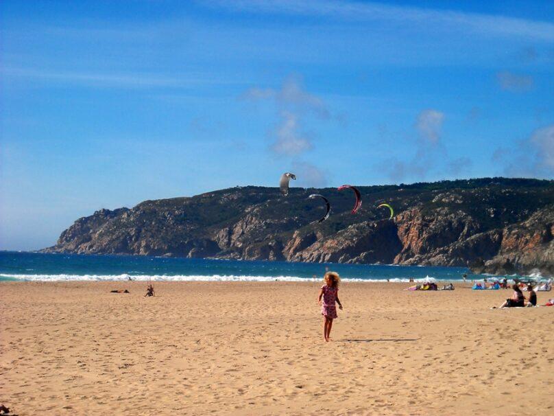 Praia do Guincho (Distrito de Lisboa, Portugal)