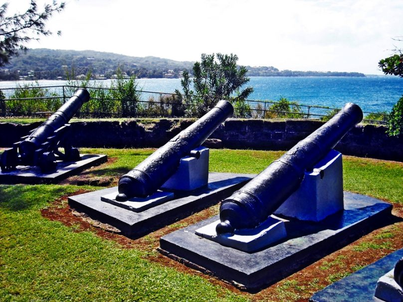 Fort James (Plymouth, Trinidad y Tobago)