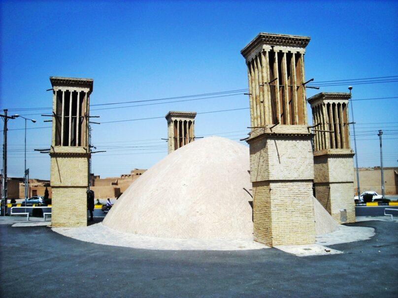 Qanat de Zarch (Yazd, Irán)