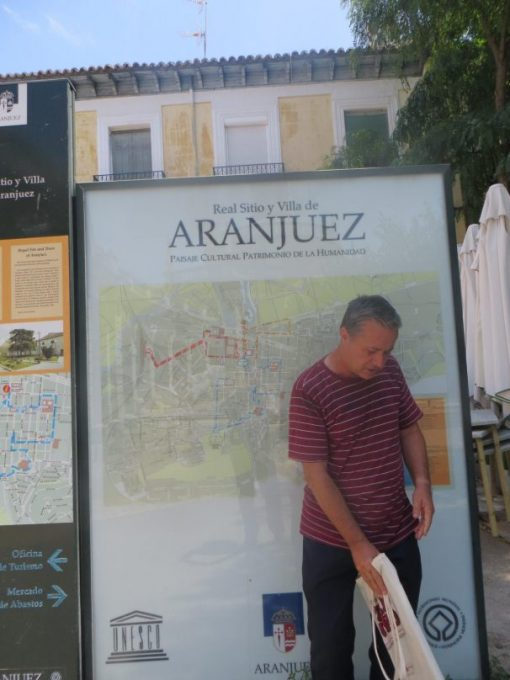Aranjuez (por Jorge Sánchez)