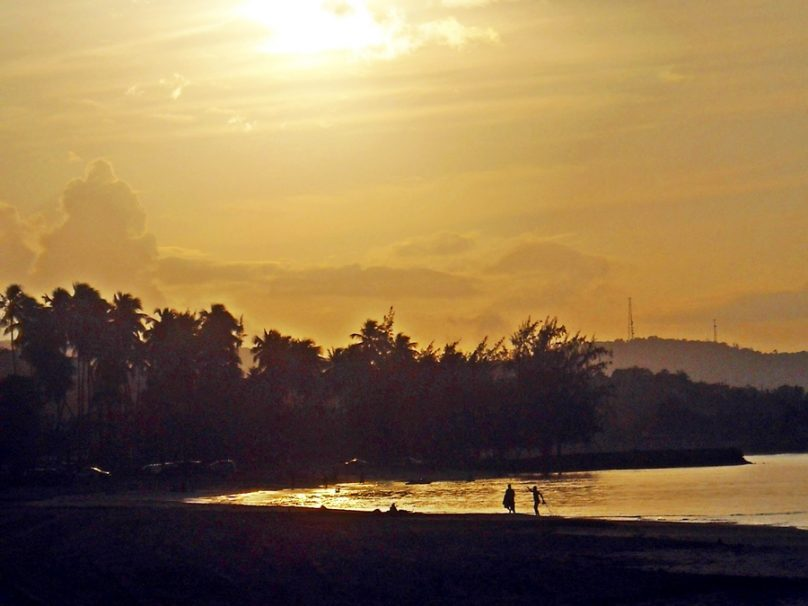 Playa La Monserrate (Municipio de Luquillo, Puerto Rico)