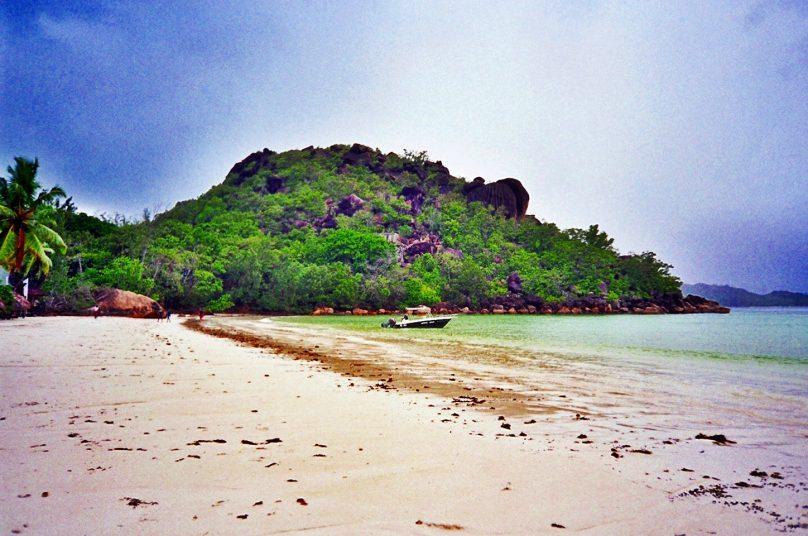 Côte d'Or Beach (Distrito de Baie Sainte-Anne, Seychelles)