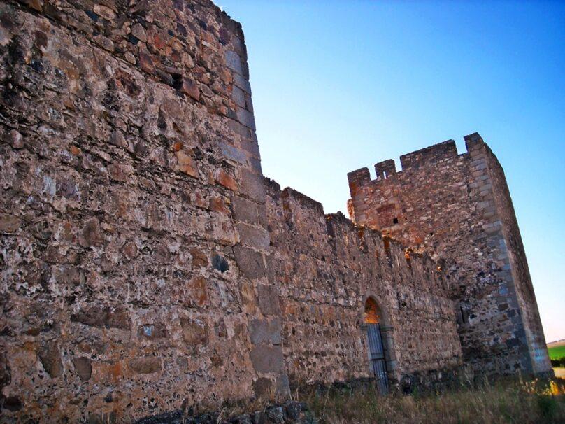 Castillo de Valongo (Distrito de Évora, Portugal)