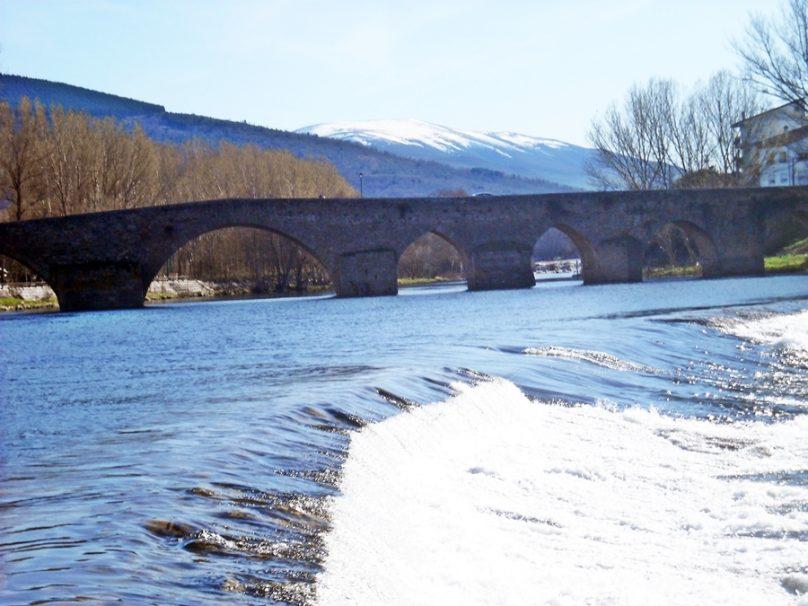 Puente Viejo (El Barco de Ávila, Castilla y León)
