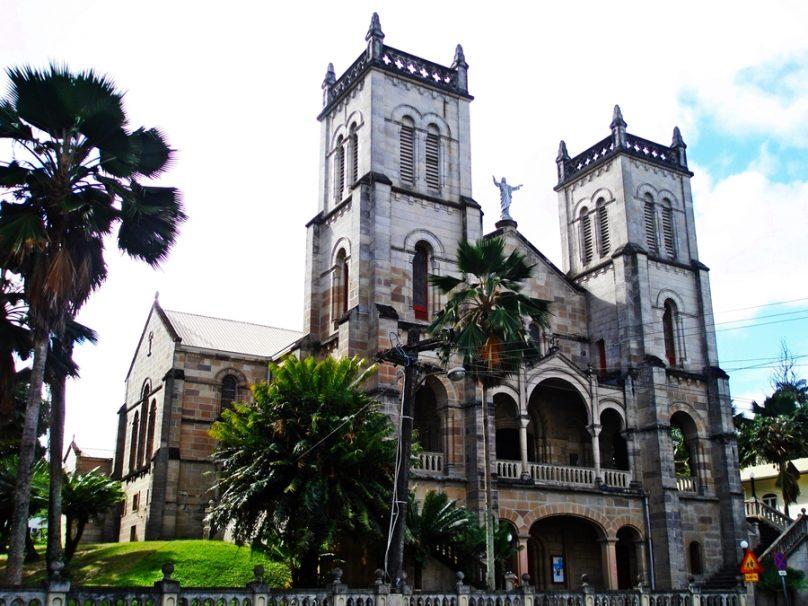 Catedral del Sagrado Corazón (Suva, Fiji)