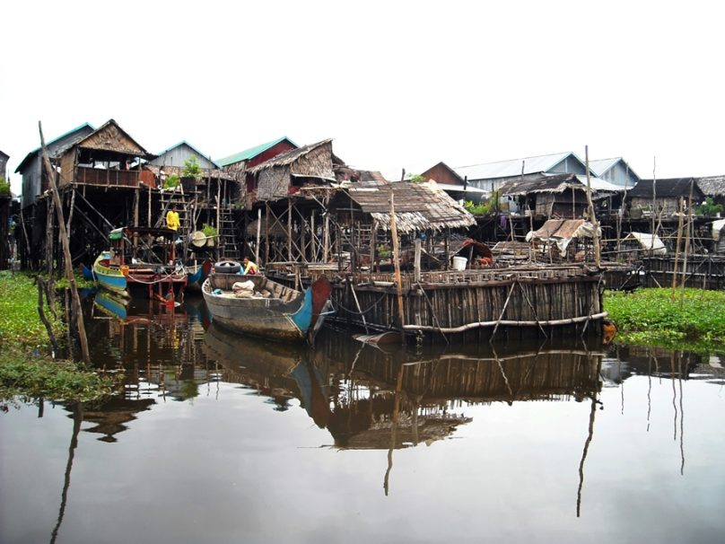 Kampong Phluk (Siem Reap, Camboya)