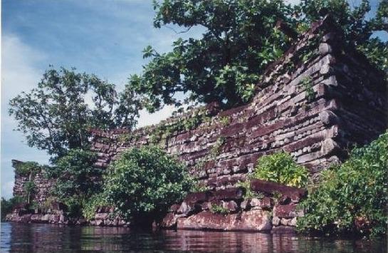Nan Madol (por Jorge Sánchez)