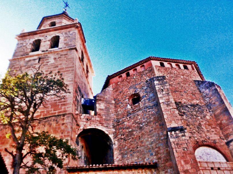 Catedral del Salvador (Albarracín, Aragón)