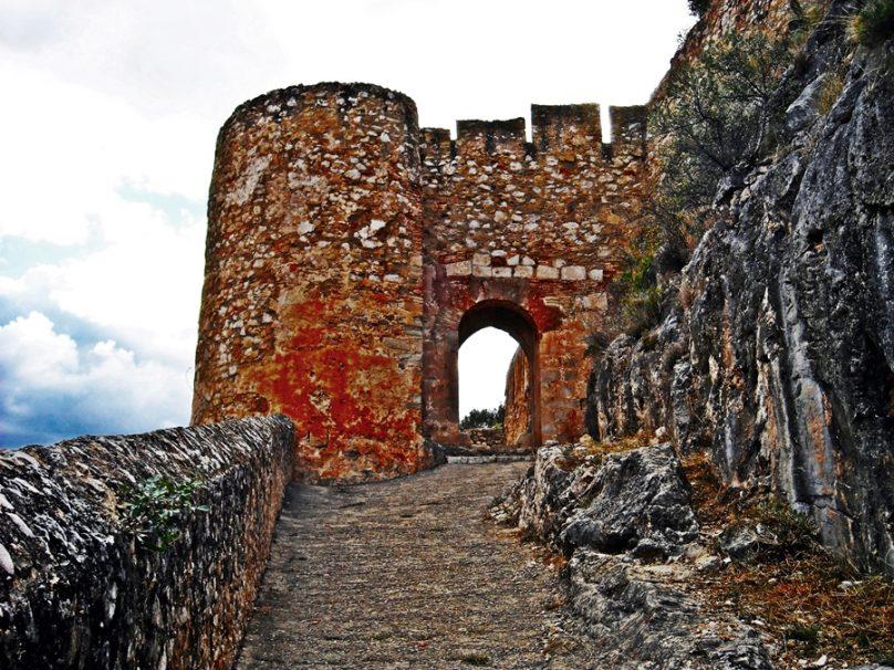 Castillo de Chulilla (Chulilla, Comunidad Valenciana)