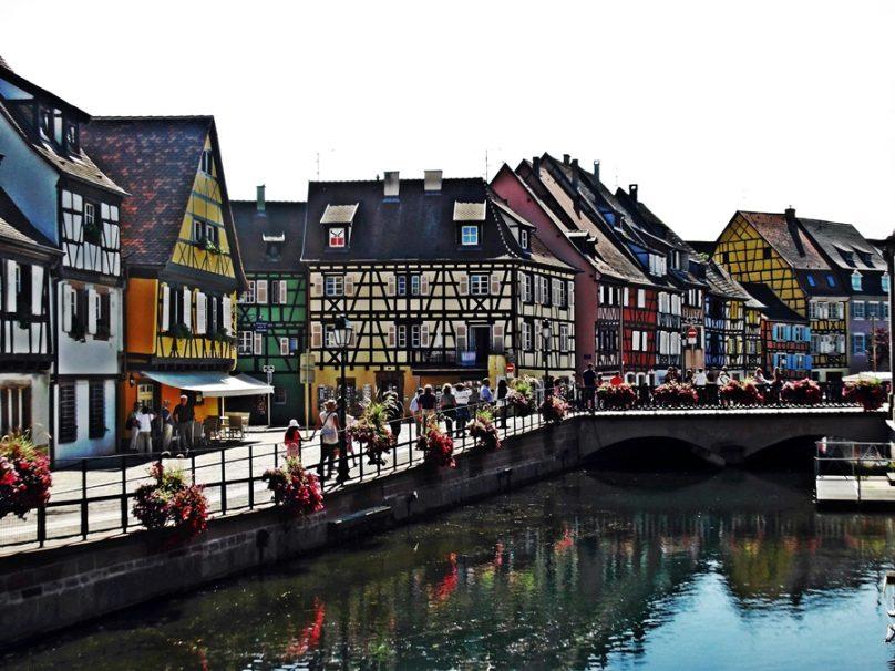 Petite Venise (Colmar, Francia)
