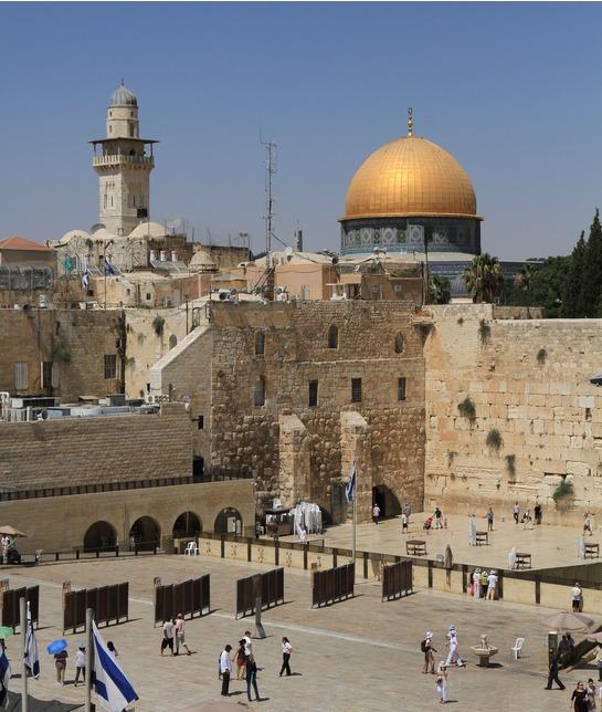 Jerusalén (por Jorge Sánchez)