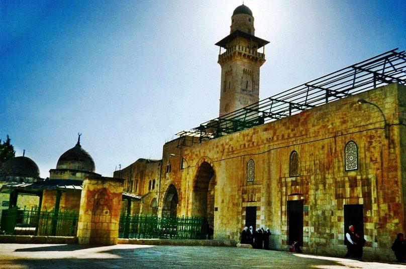 Mezquita al-Aqsa (Jerusalén, Palestina)