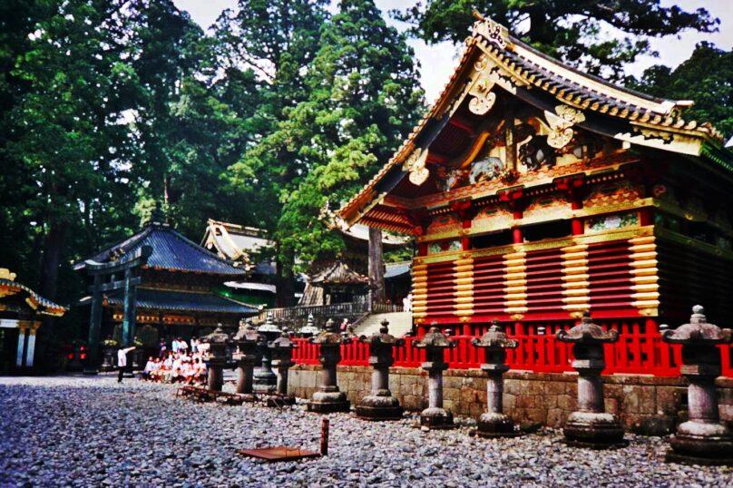 Tōshō-gū (Nikkō, Japón)