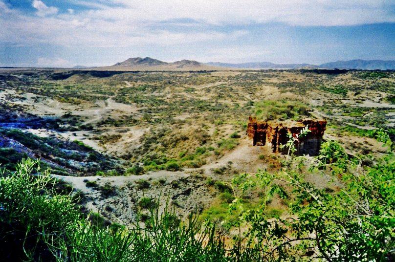 Olduvai Gorge (Región de Arusha, Tanzania)