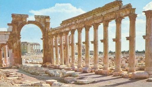 Palmira (por Jorge Sánchez)