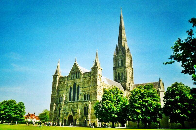 Catedral de la Santísima Virgen María (Salisbury, Reino Unido)