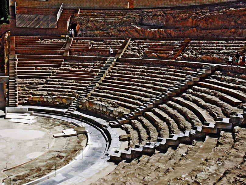 Teatro de Carthago Nova (Cartagena, Región de Murcia)