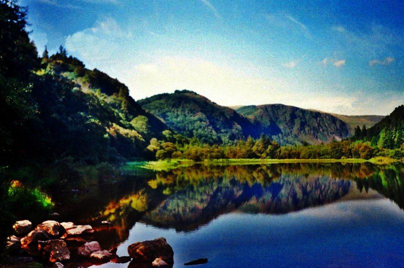 El valle de los dos lagos
