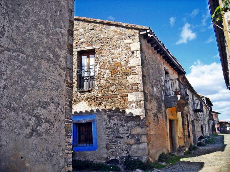 Granadilla (Municipio de Zarza de Granadilla, Extremadura)