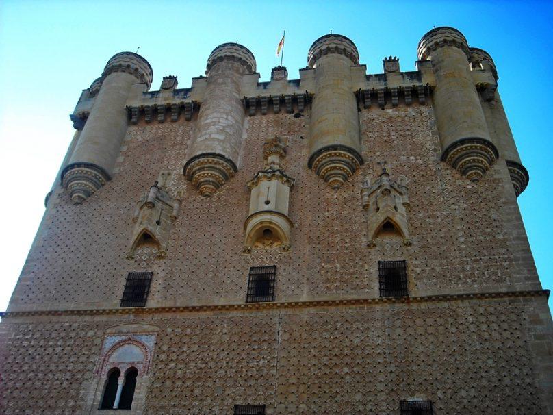 Alcázar de Segovia (Segovia, Castilla y León)