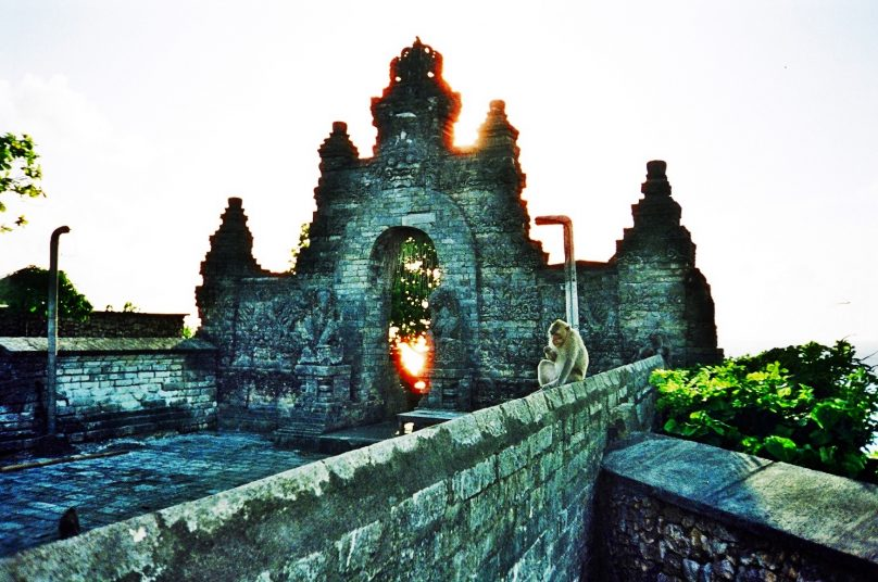 Pura Luhur Uluwatu (Subdistrito de Bali, Indonesia)