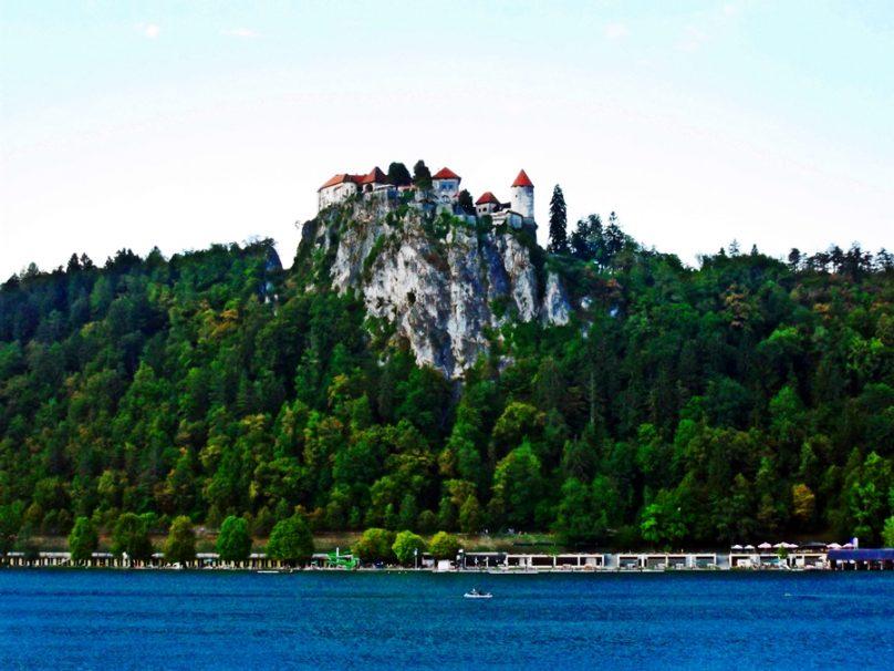 Castillo de Bled (Región de Alta Carniola, Eslovenia)