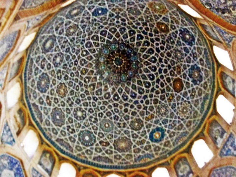 Mausoleo de Turabek Khanum (Provincia de Daşoguz, Turkmenistán)