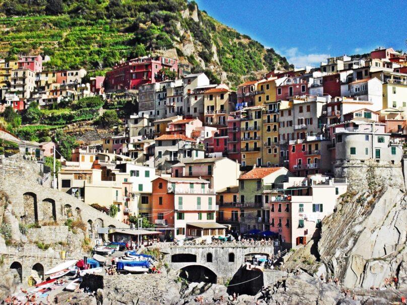 Manarola (Liguria, Italia)