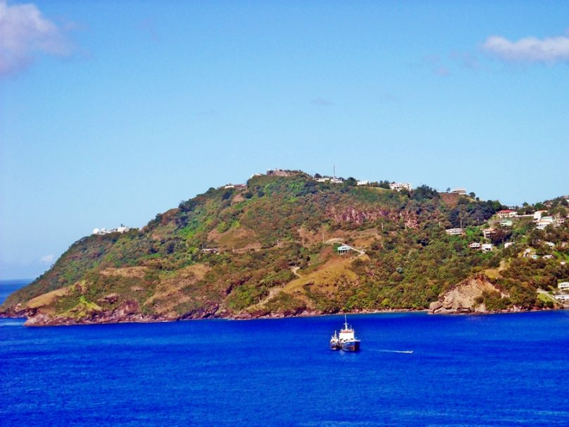 Fort Charlotte (Parroquia de Saint Andrew, San Vicente y las Granadinas)