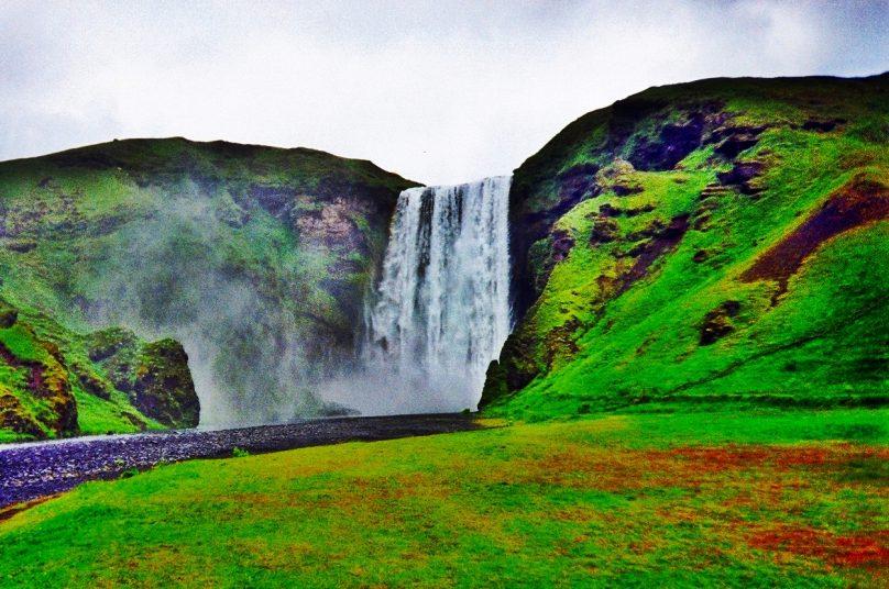 Skógafoss (Región de Suðurland, Islandia)