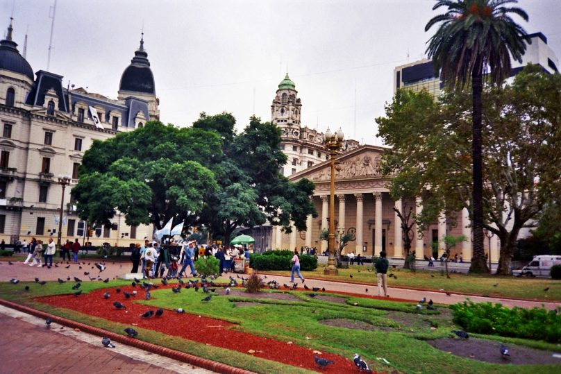 Plaza de Mayo (Buenos Aires, Argentina)
