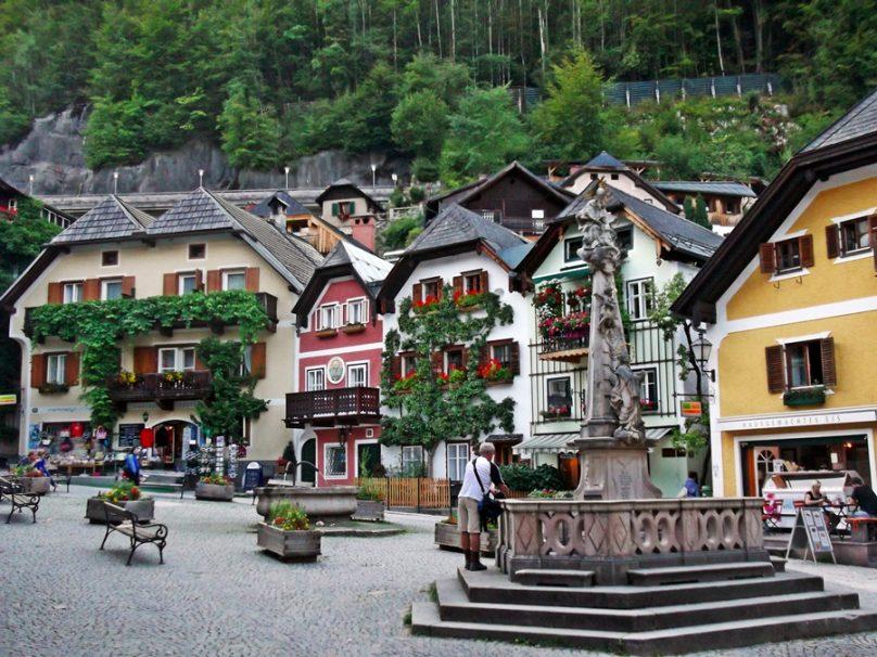 Hallstatt (Estado de Alta Austria, Austria)
