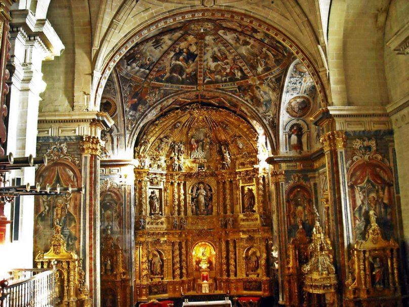 Iglesia de Nuestra Señora de la Asunción (Labastida, País Vasco)