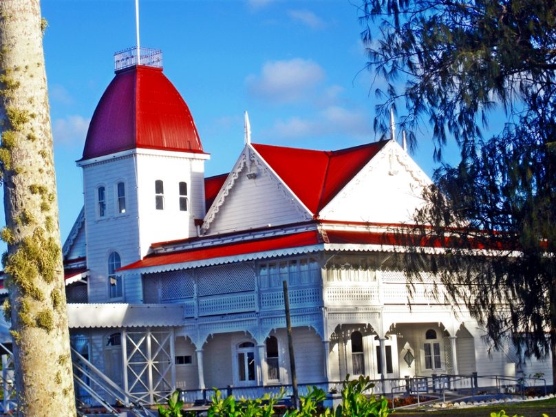 Palacio Real (Nuku'alofa, Tonga)