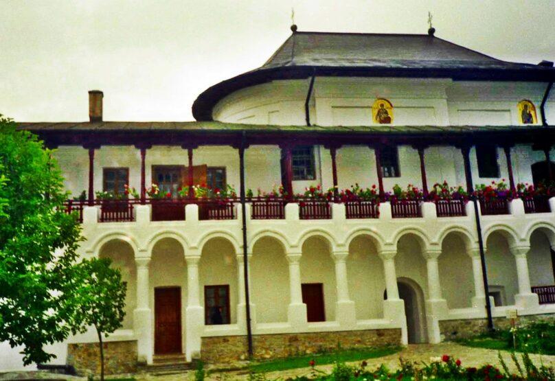Monasterio de Agapia (Distrito de Neamț, Rumanía)